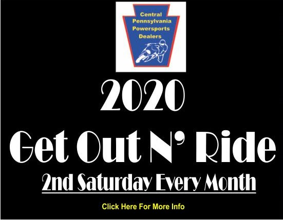 Karns Performance 'Get Out and Ride' Schedule 2020